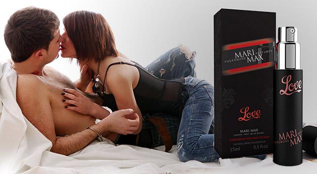 Feromónové parfumy pre mužov i ženy - prilákajte si lásku a zvýšte svoju atraktivitu