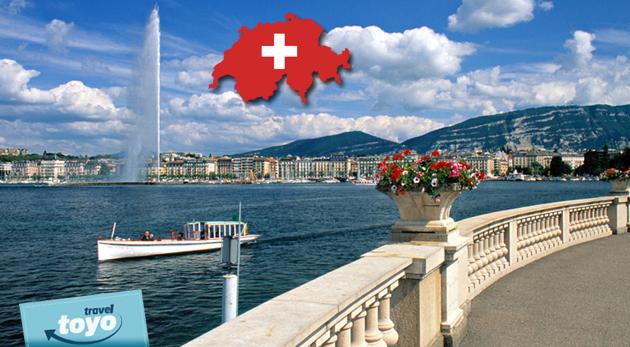 Spoznajte najvyššie položený európsky štát - Švajčiarsko počas 4 dní s CK Toyo Travel