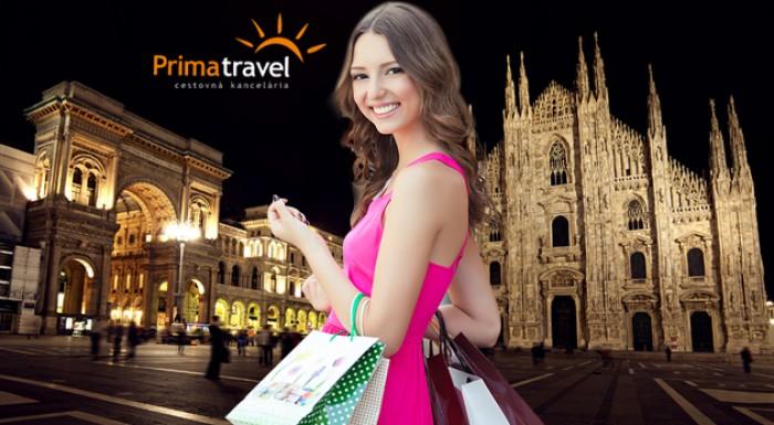 Veľká noc v Miláne s CK Prima Travel 561aea34890