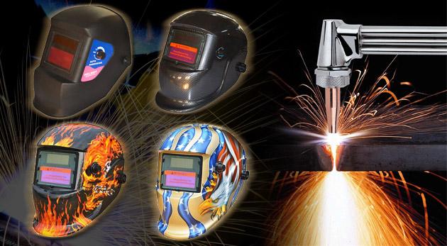 Dizajnová a bezpečná zváračská kukla KLEIN s automatickým samostmievacím filtrom