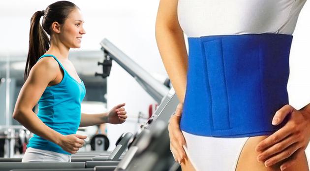 Neoprénový pás na chudnutie vhodný i na bolesti chrbta či ako ochrana pri športe