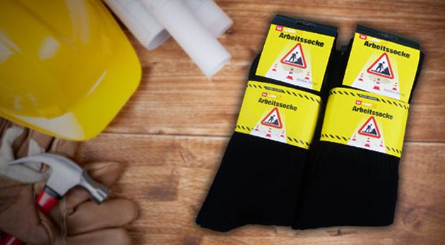 Fotka zľavy: Umožnite vašim nohám dýchať vďaka ponožkám z kvalitne tkaného vzdušného materiálu. Vaše chodidlá v pohodlí a suchu počas celého dňa aj pri fyzickej aktivite! 3 páry len za 3,49€.