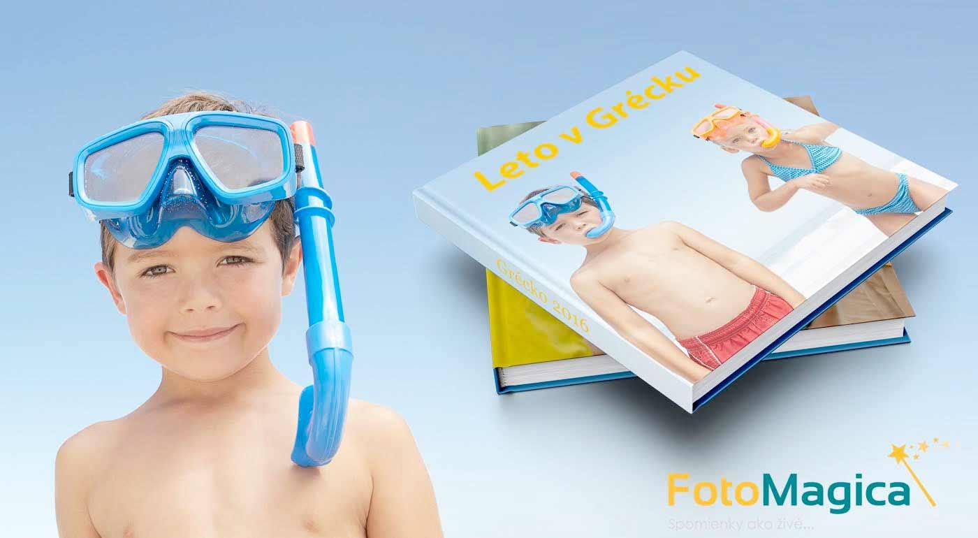 Fotokniha XL (30 x 30 cm - 96 strán ) - tvrdé dosky plne potlačiteľné za 27,95€