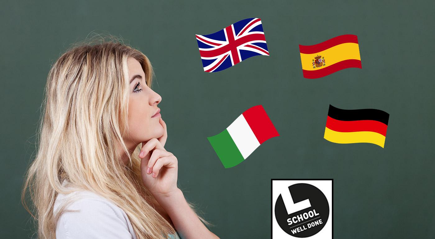 Jazykové kurzy v Bratislave - angličtina, nemčina, španielčina alebo taliančina