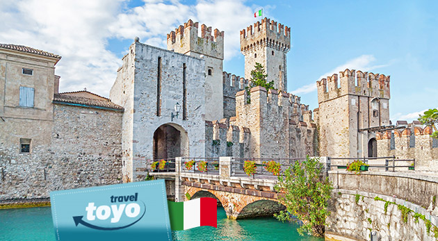 Poznávací zájazd - Verona a Benátky s kúpaním sa v mori