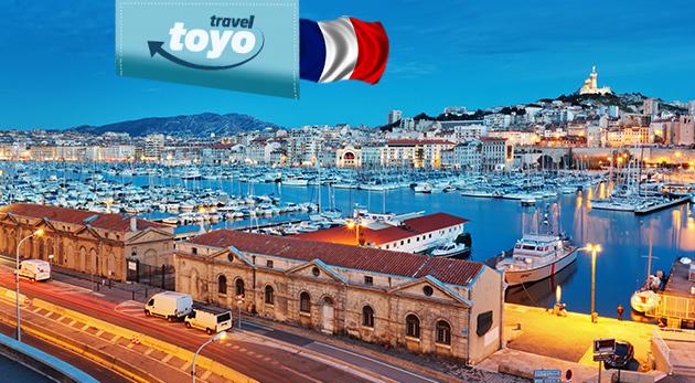 Perly francúzskej riviéry - Monako a Nice a kúpanie v azúrovom mori. 4-dňový zájazd vrátane dopravy a raňajok!