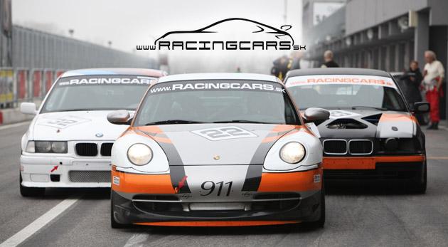 Jazda na špičkovom okruhu Slovakia Ring - Porsche 911 GT3 S2, BMW E36 alebo Mazde mx6