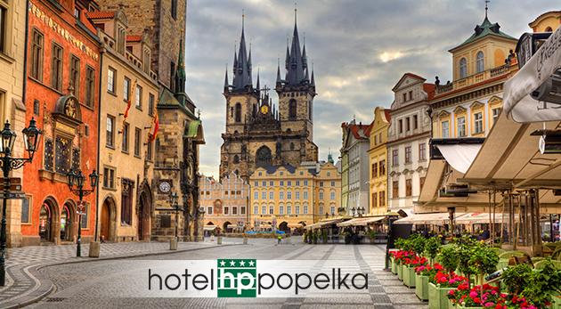 Luxusný 3 dňový pobyt v Hoteli Popelka**** s raňajkami a welcome drinkom