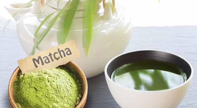 Japonský zelený čaj Matcha - 100 g balenie - detoxikuje, spaľuje tuky a pôsobí proti únave