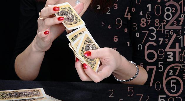 Numerologický rozbor a výklad kariet od veštice Adriany