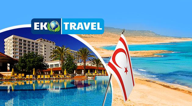 Luxusný 8-dňový letecký zájazd do rezortu Salamis Bay***** na Severnom Cypre s ULTRA ALL INCLUSIVE