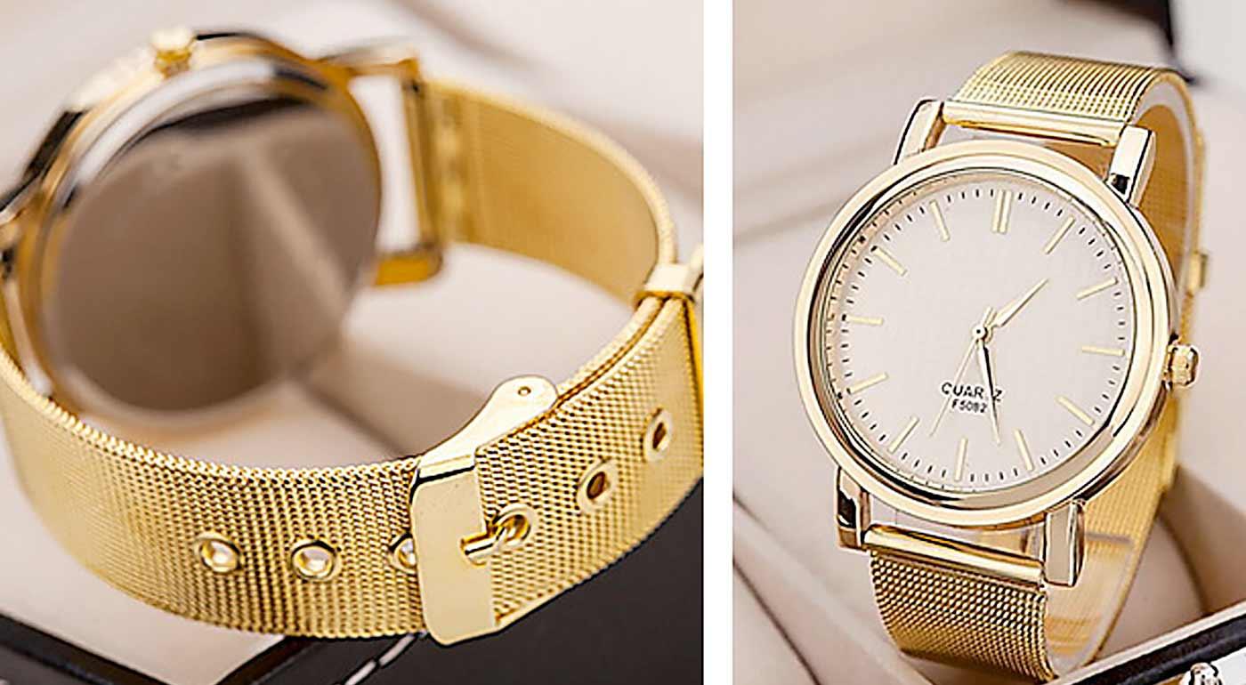 b1451c220 Kvalitné dámske alebo pánske hodinky Quartz   ZaMenej.sk