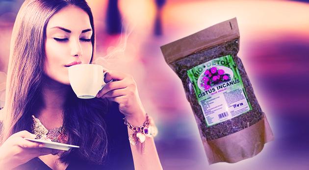 Čaj zo skalnej ruže vás ochráni pred vírusmi, baktériami a podporí imunitu