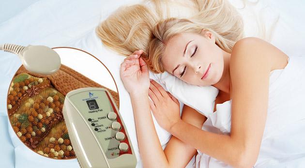 Detoxikačný sálavý matrac so 7 druhmi minerálov pre zlepšenie vášho zdravia