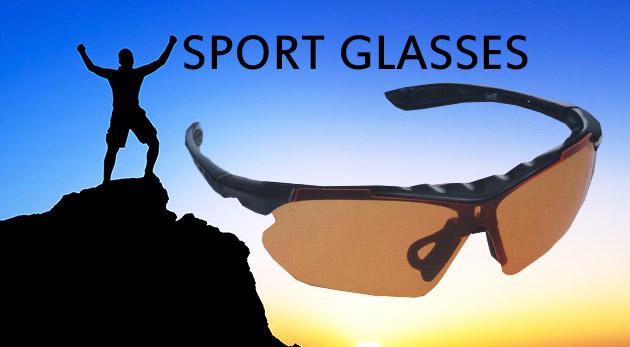 Multifunkčné športové okuliare Crivit s troma výmennými nerozbitnými sklíčkami pre všetkých nadšencov športu