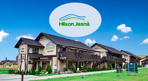 Tri či štyri dni plné aktivít pod Nízkymi Tatrami v Hilson Jasná so vstupom do wellness a raňajkami