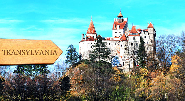 Dobrodružný 5-dňový zájazd do Transylvánie v Rumunsku