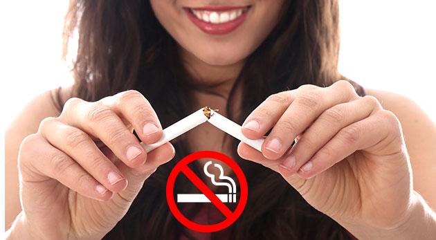 Stop fajčenie raz a navždy s Quit smoking! magnet