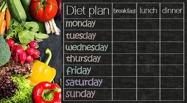 Online zostavenie zoštíhľujúceho jedálnička od profesionálneho dietológa na 2 alebo 3 mesiace