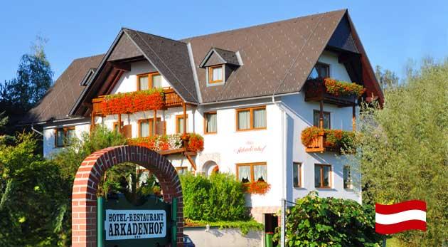 Oddych v malebnom Štajersku v Hoteli Arkadenhof*** v blízkosti najväčšieho aquaparku Rakúska