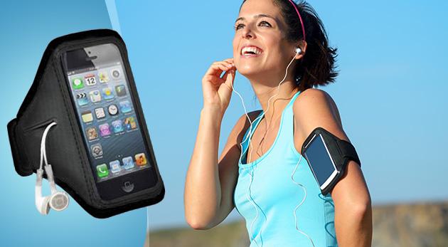 Puzdro na mobil alebo mp3 nielen pre športovcov (3 + 1 zdarma!)