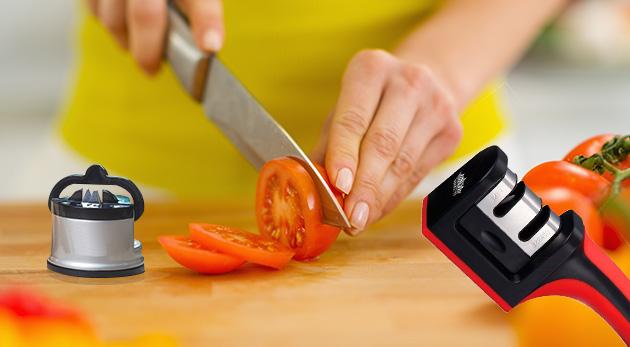 Kvalitné brúsiče na nože - na výber 2 modely