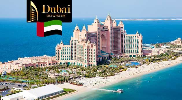 Štýlová letná dovolenka v Dubaji v luxusných apartmánoch na 5 dní pre 4 osoby