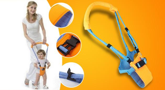 Popruhy pre učenie chôdze pre deti