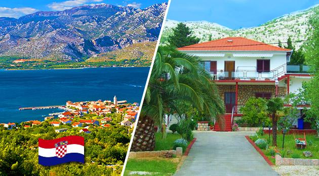 Dovolenka na 8 dní s polpenziou počas hlavnej letnej sezóny na Paklenickej riviére v Chorvátsku