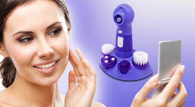 Prístroj na dokonalé čistenie pleti - odstraňuje akné, čierne bodky a upchaté póry