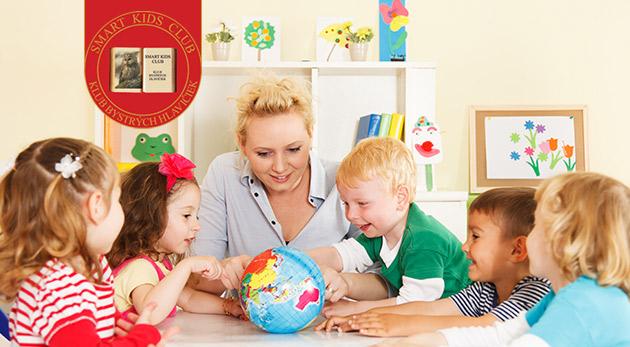 Materská škola Smart Kids Club v centre Bratislavy s aplikáciou oxygenoterapie