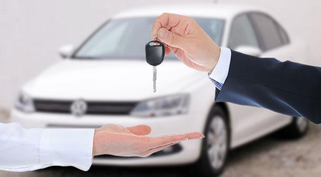 Prenájom štýlového auta Kia Cee'd alebo VW Jetta na jeden deň