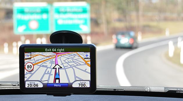 GPS navigácia CORE-TEC s doživotnou aktualizáciou máp zdarma
