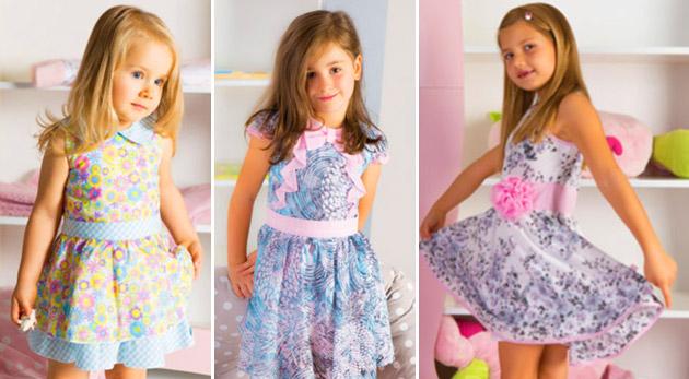 88789732d639 Dievčenské letné šaty - na výber rôzne modely