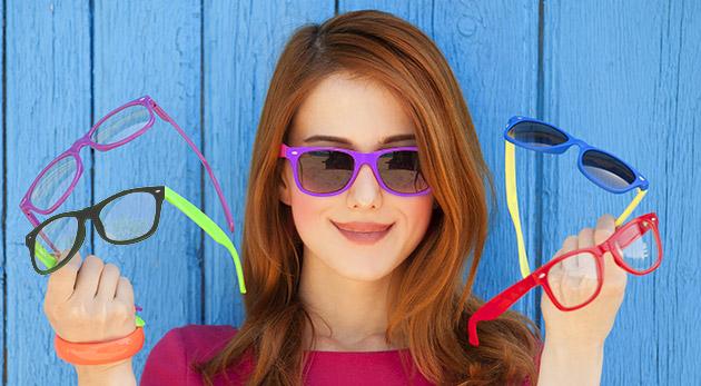 Slnečné okuliare pre trendy ochranu zraku