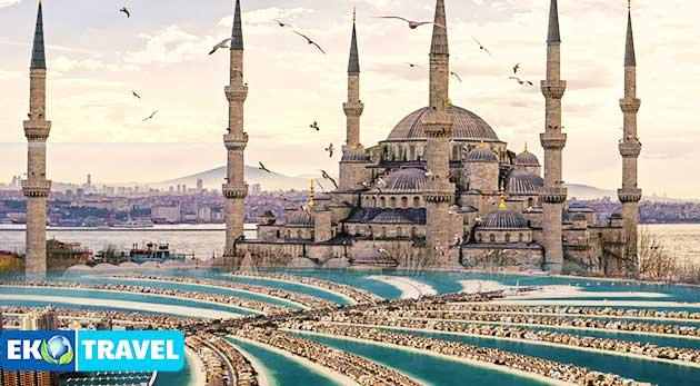 Fascinujúci 8-dňový letecký zájazd do magického Istanbulu a Dubaja