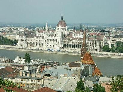 vianočný zájazd Budapešť