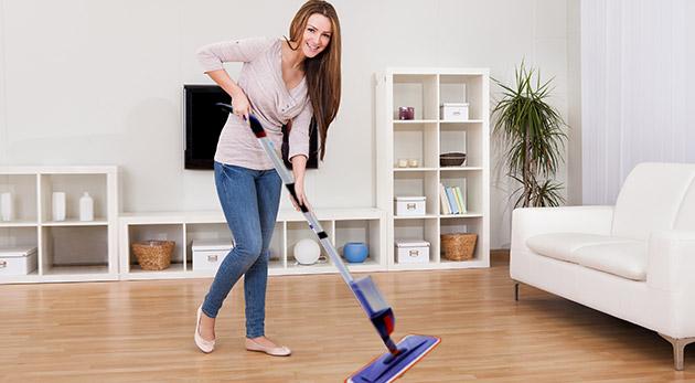 Spray mop pre vinylové, drevené, laminátové a korkové podlahy