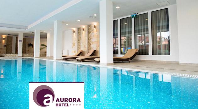 Pohodové 3 dni v Hoteli Aurora**** pri slávnych jaskynných kúpeľoch v Maďarsku