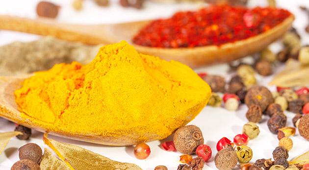 24 kapsúl kurkumy - silný prírodný antioxidant