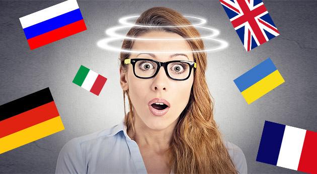 Jazykové kurzy angličtiny, nemčiny, francúzštiny, ruštiny, ukrajinčiny alebo taliančiny