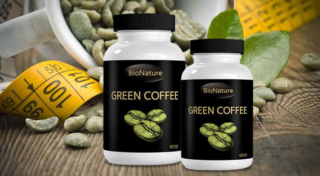 Preč s tukom vďaka green coffee tabletám