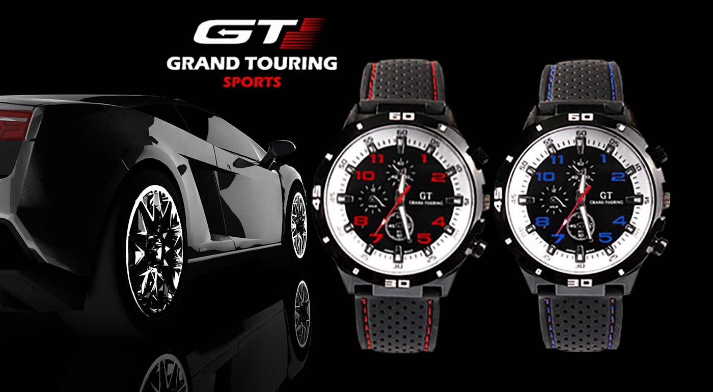 d432370e0 Športové hodinky GT Grand Touring | ZaMenej.sk