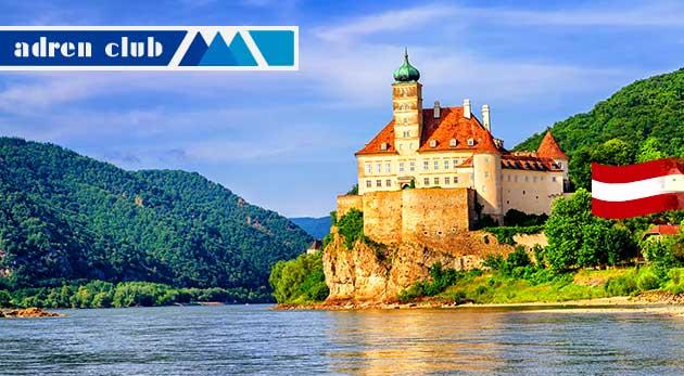 Jednodňová túra plná zážitkov do rakúskych tiesňav, hradov a do údolia Wachau
