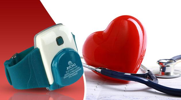 Stabilizátor krvného tlaku Jintong - zdravotnícka pomôcka pre zlepšenie hypertenzie