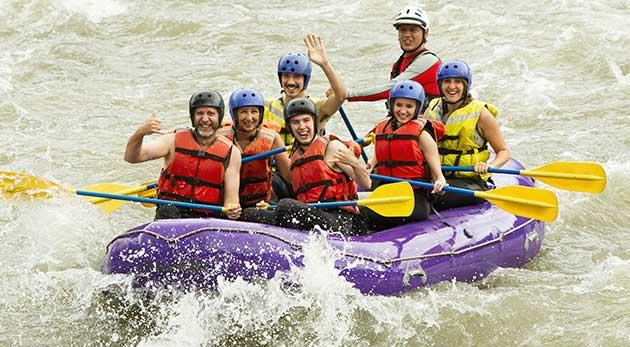 Romantický splav rieky Váh alebo adrenalínový rafting so skúseným inštruktorom