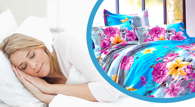 Pohodlné posteľné obliečky na dve postele - na výber z 11 vzorov