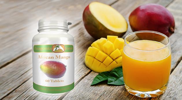 Chudnite efektívne vďaka výživovému doplnku Africkému mangu
