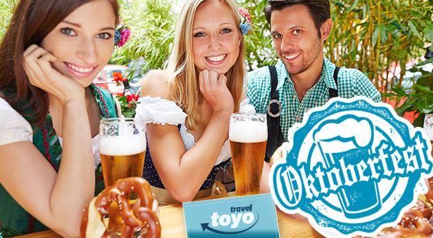 Celodenný výlet na mníchovský pivný festival Oktoberfest