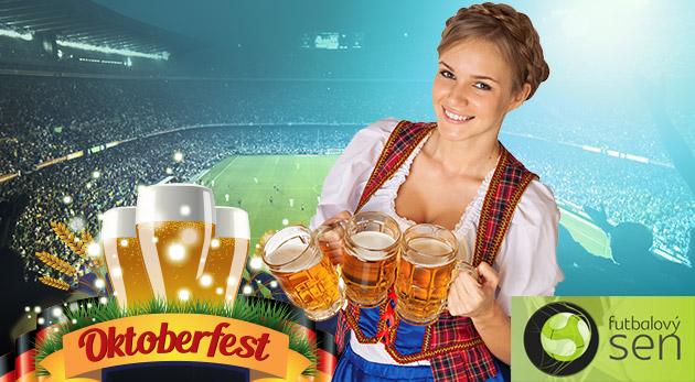 Nezabudnuteľný 3-dňový zájazd na šláger Bundesligy a Októberfest